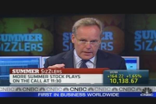 Sizzling Summer Stocks