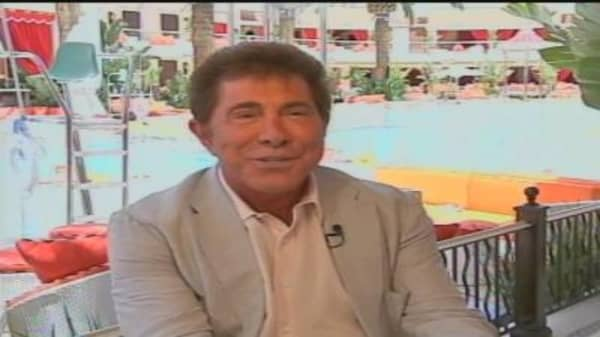 Steve Wynn on EBITDA