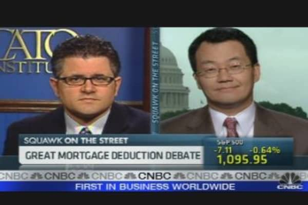 The Great Mortgage Deduction Debate