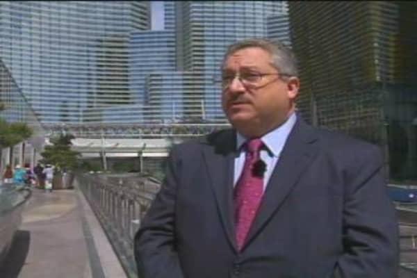 Feldman on CityCenter