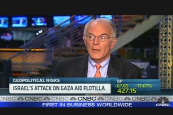 World Opinion Will Turn Against Israel: Farrell