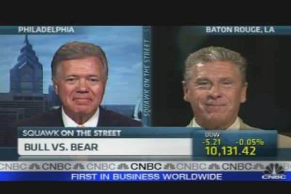 Market Bull vs. Bear