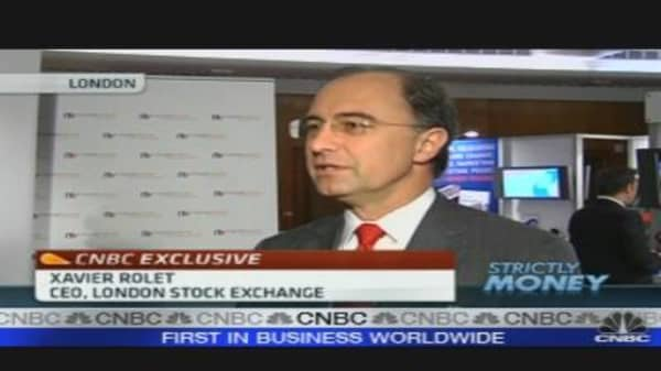 Avoid Knee-Jerk Regulation: LSE CEO