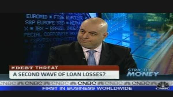 EU Bank Loan Losses Could Be $425 Billion: Silva
