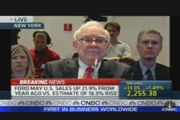 McDaniel, Buffett Testify Before FCIC, Pt. 2
