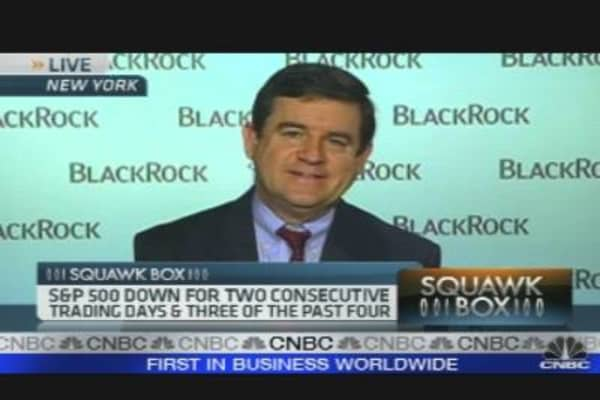 Bob Doll's Market Outlook