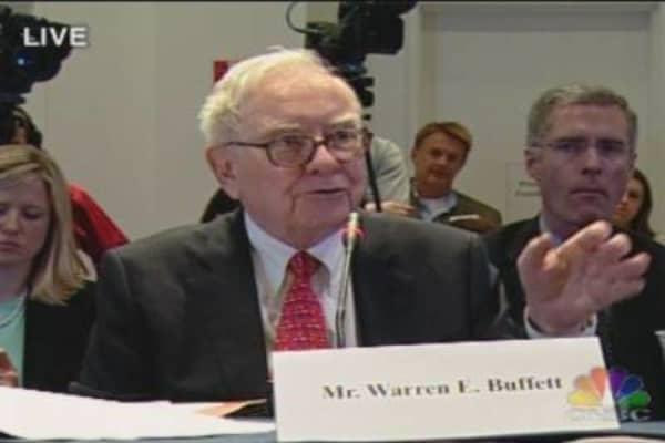 McDaniel, Buffett Testify Before FCIC, Pt. 5