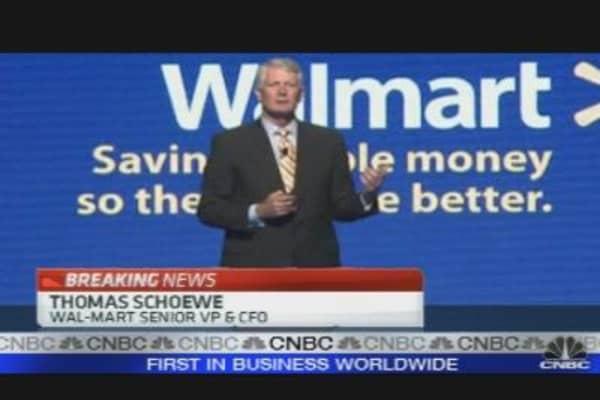 Wal-Mart Meets Shareholders