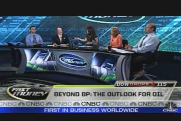 Beyond BP: Long-Term Outlook for Oil