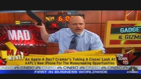 Cramer: Buy ARM Holdings