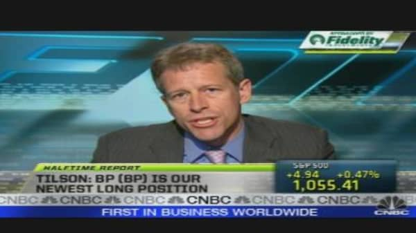 Call of the Day: BP