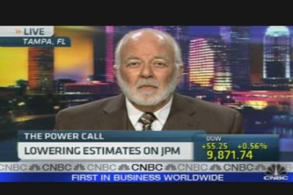 Power Call: JPM