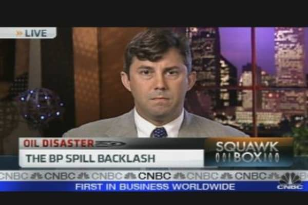 The BP Spill Backlash