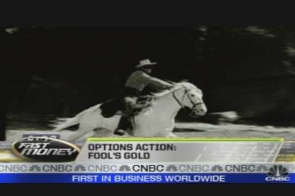 Options Action: Fool's Gold