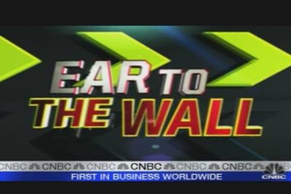Ear to the Wall