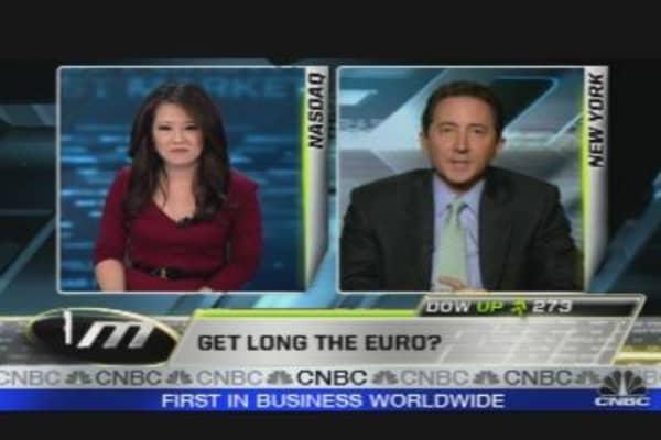 Go Long Euro