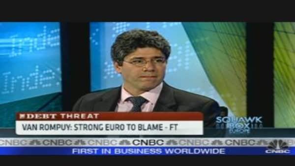 Weak Euro Will Benefit Europe