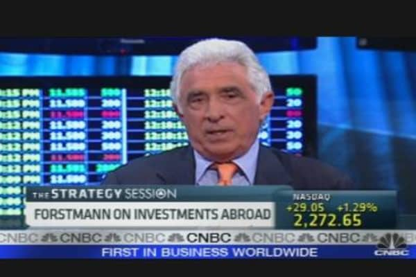 Forstmann on Investments Abroad