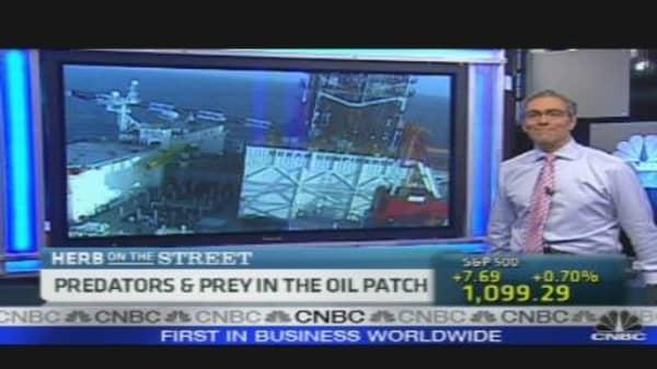 Predators & Prey in the Oil Patch