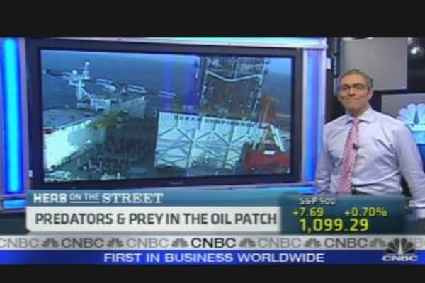 Predators & Prey in the Oil Patch