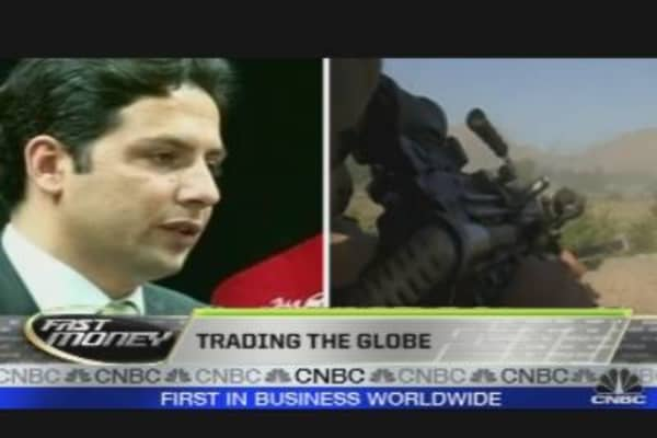 Trading the Globe: Afghanistan