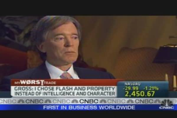 Pimco's Gross Shares Biggest Mistake