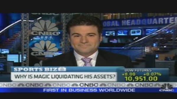 Magic's Big Sell