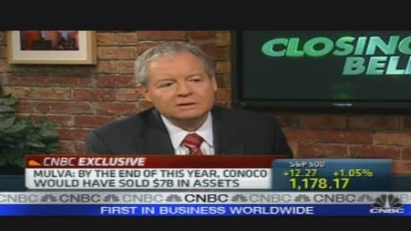ConocoPhillips' Asset Sales