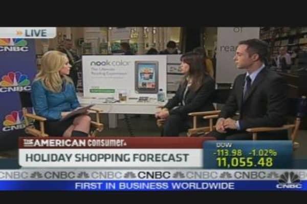 Holiday Shopping Forecast