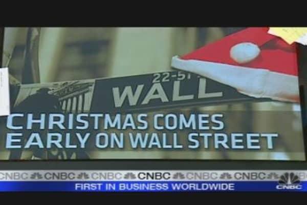 Goldman Bonuses