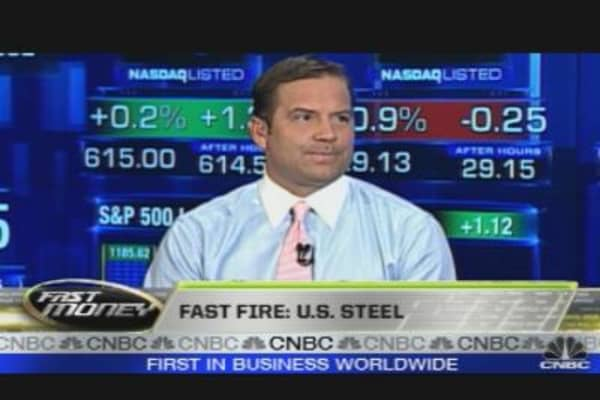 Fast Fire: U.S. Steel