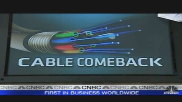 Time Warner Cable CEO on Earnings