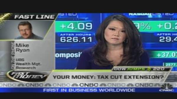 Your Money: Bush Tax Cuts