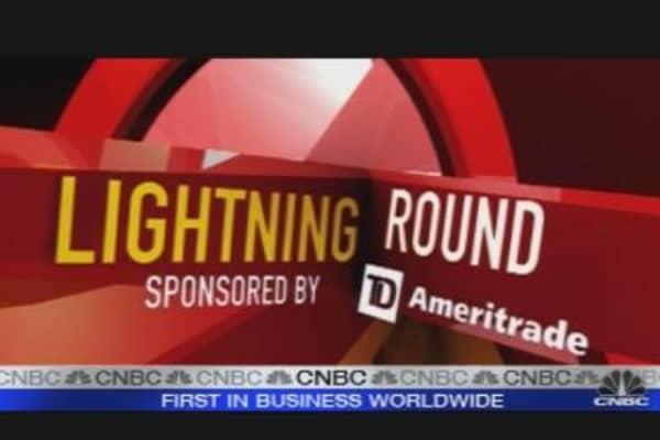 Lightning Round