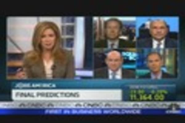 Reaction to Jobs Report