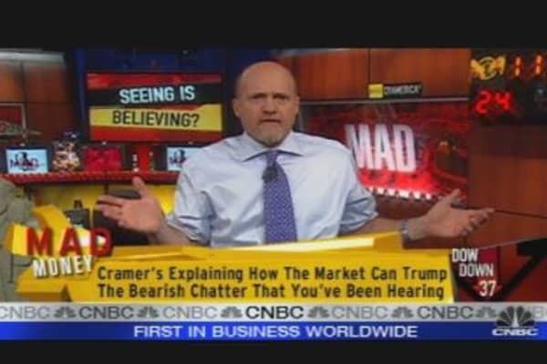 Cramer Dissects the Rally