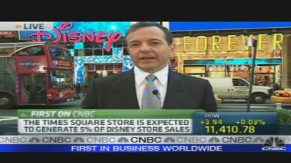 Disney's Key Take on Economy