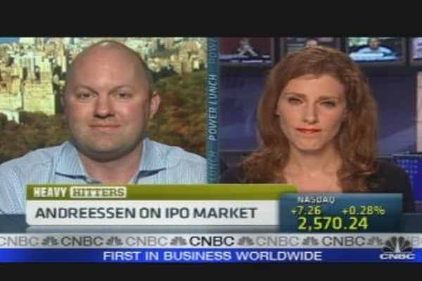 Andreessen: New Browser & VC