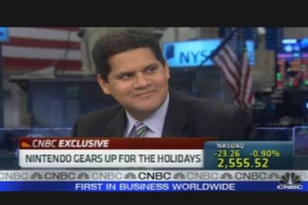 Nintendo Gearing Up for the Holidays