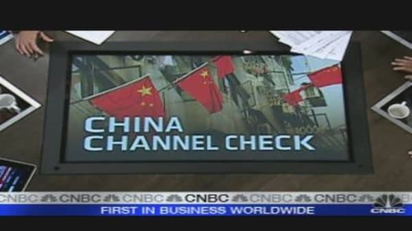 China Channel Check