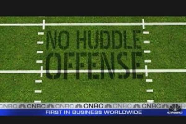 No Huddle Offense