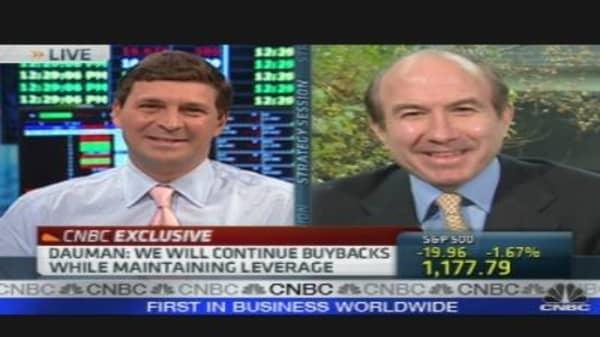 Viacom CEO on Ad Revenue Growth