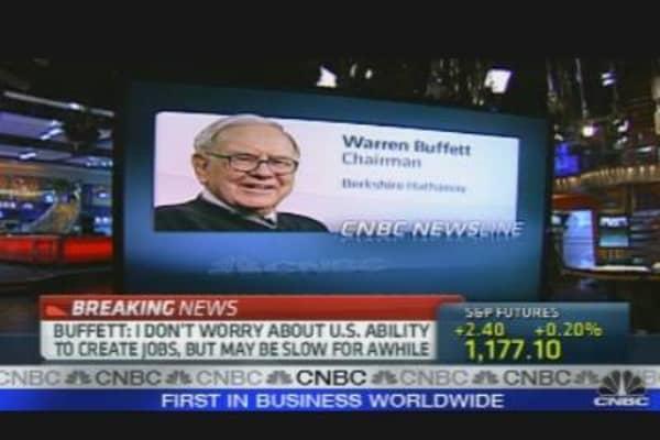 Buffett on QE2