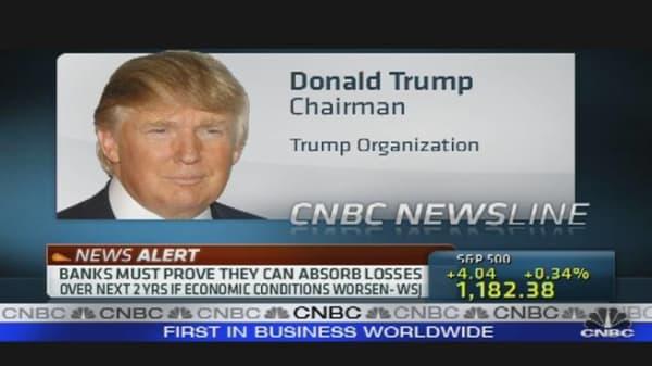 Trump on His Latest Venture