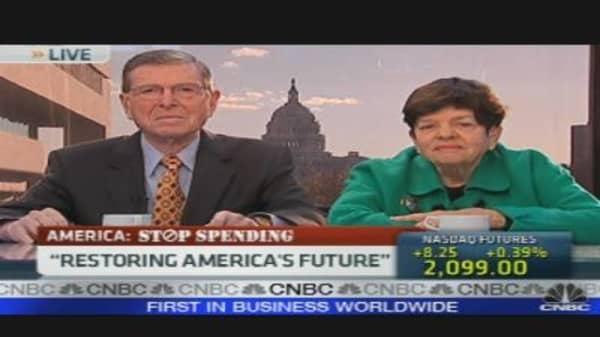 Restoring America's Future