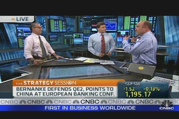 Bernanke Bites Back
