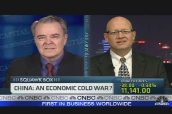 China: An Economic Cold War?