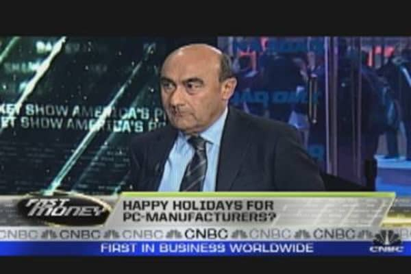 Holiday PC Outlook