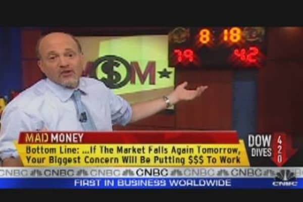 Cramer on Power of Dividends
