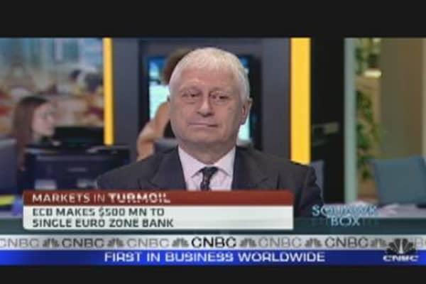 Equities Bear Market Will Continue: Gartman